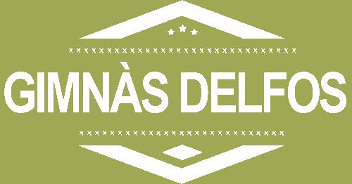 Gimnàs Delfos Manresa Logo